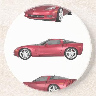 Corvette: GodisApple fullföljande Underlägg