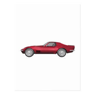 Corvette sportbil 1970: GodisApple fullföljande: Vykort