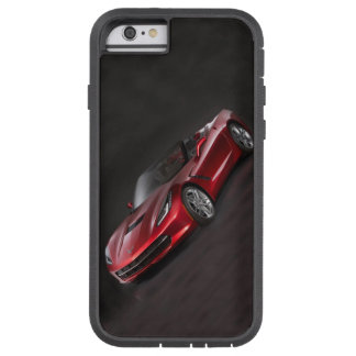 corvette tuff tough xtreme iPhone 6 fodral