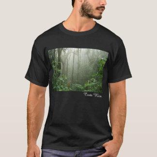 Costa Rica djungelT-tröja T Shirt