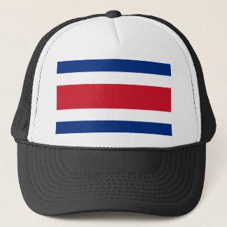Costa Rica ensign Truckerkeps