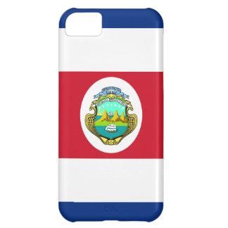 Costa Rica flagga iPhone 5C Fodral