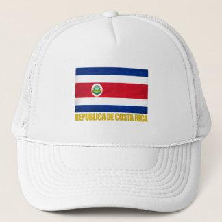 Costa Rica flagga Truckerkeps