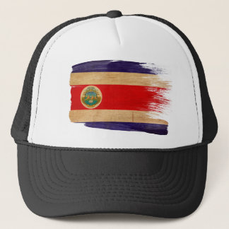 Costa Rica flaggatruckerkeps Truckerkeps