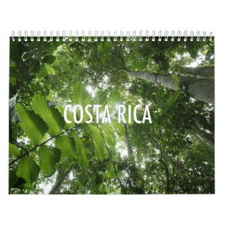 Costa Rica kalender