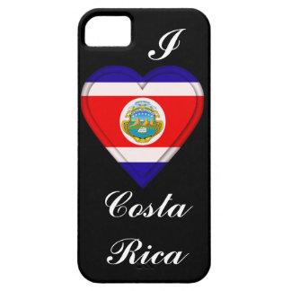 Costa Rica kostar den Rican flagga iPhone 5 Case-Mate Fodral