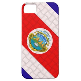 Costa Rica kostar den Rican flagga iPhone 5 Skal