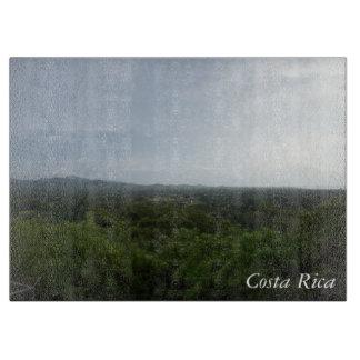 Costa Rica molnskog