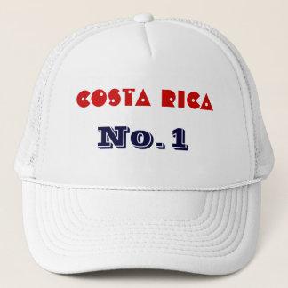 Costa Rica numrerar en Keps