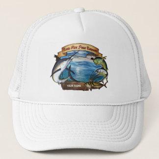 Costa Rica som fiskar mästare (ditt namn) Keps