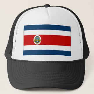 Costa Rica statlig flagga Keps