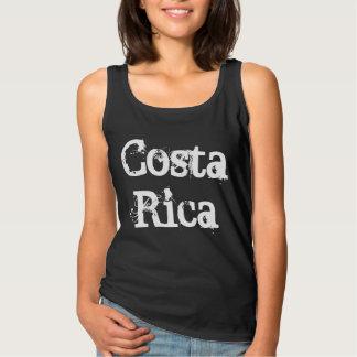 Costa Rica T-tröja Linne
