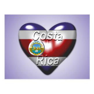Costa Rica Vykort