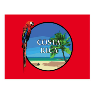 Costa Rica - vykort