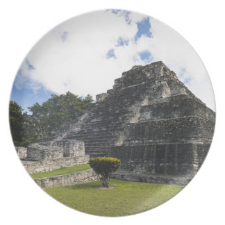 CostaMaya Mayan Chacchoben fördärvar Tallrik