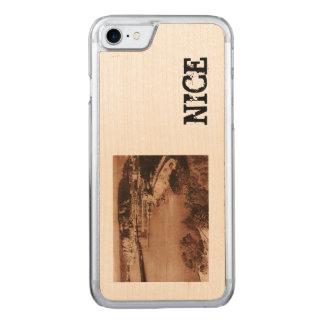 COTE D'AZUR - Nice i frankriken Carved iPhone 7 Skal