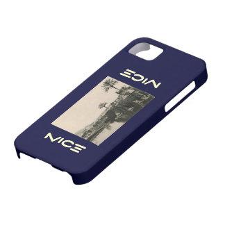 Cote d'Azur trevligt Lakasino 1910 iPhone 5 Case-Mate Skal