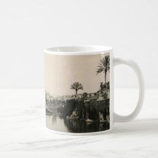Cote d'Azur trevligt Lakasino 1910 Kaffemugg