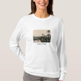 Cote d'Azur trevligt Lakasino 1910 T-shirts