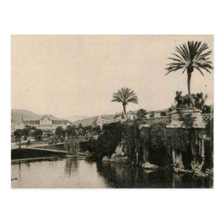 Cote d'Azur trevligt Lakasino 1910 Vykort