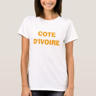 COTE D'IVOIRE TEE SHIRT