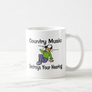 Countrymusik Kaffemugg