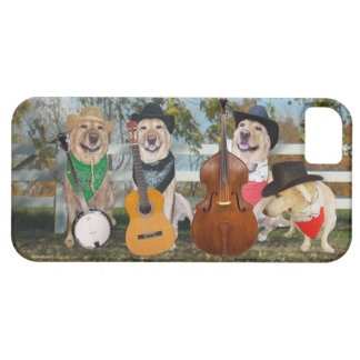 Countrymusik & labb iPhone 5 fodral