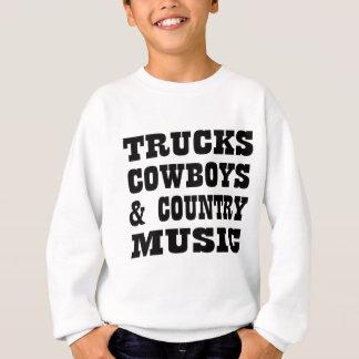 countrymusik tröjor