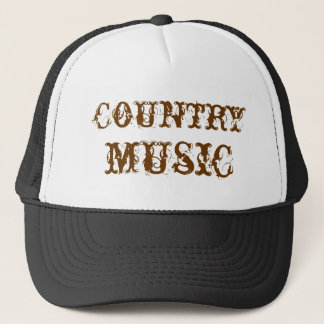 countrymusik truckerkeps