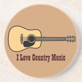 Countrymusik Underlägg Sandsten