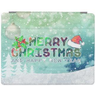 Cove för god jul- och gott nytt åriPad 2/3/4 iPad Skydd