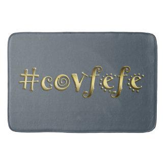 #covfefe! badrumsmatta
