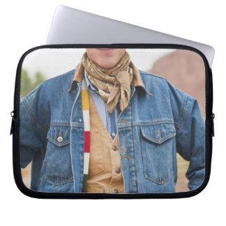 Cowboy 12 laptop fodral