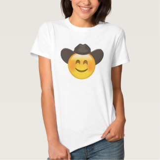 Cowboy Emoji T-shirt