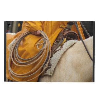 Cowboy för iPadluftfodral (inget cykelstöd) iPad Air Skal