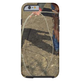 Cowboy med lassoen tough iPhone 6 case