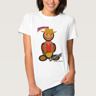 Cowboy (med logotyper) tröjor