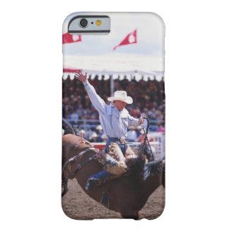 Cowboy på en Rodeo Barely There iPhone 6 Skal