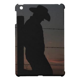 Cowboy på solnedgången iPad mini skal