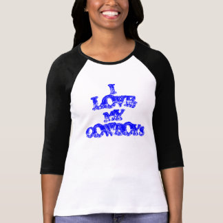 Cowboyande T-shirt