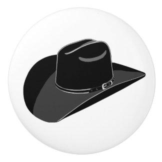 Cowboyhatt Knopp