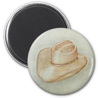 Cowboyhatt Magnet