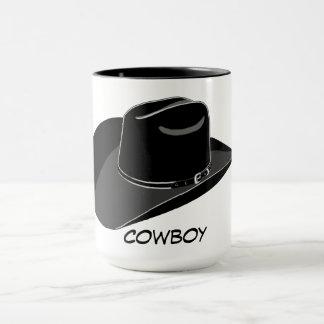 Cowboyhatt Mugg