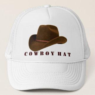 Cowboyhatt Truckerkeps
