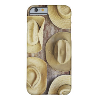 Cowboyhattar Barely There iPhone 6 Fodral