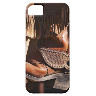 Cowboykänga iPhone 5 Case-Mate Skydd