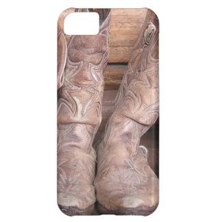 Cowboykängor iPhone 5C Fodral