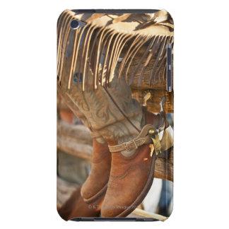 Cowboykängor på staket 2 barely there iPod fodral