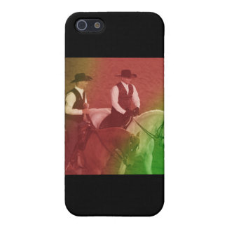 Cowboys - fodral iPhone 5 skydd