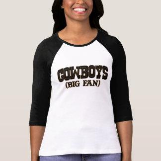 Cowboys (stor fläkt) tröja